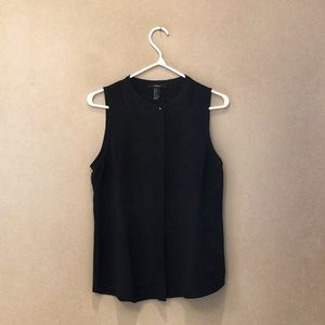 🦊 F21 sleeveless blouse
